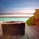 vacances rêveuses Photographie stock