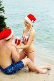 Vacances romantiques Image libre de droits