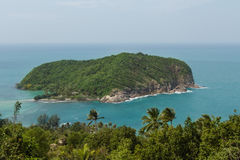 Vacances sur l'île Image stock