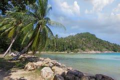 Vacances sur l'île Photos stock