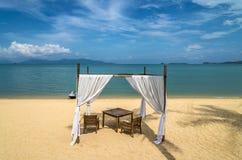 Vacances sur la plage Images stock