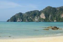 Vacances sur la plage photographie stock libre de droits
