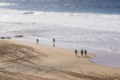 Vacances sur les Îles Canaries Photo libre de droits