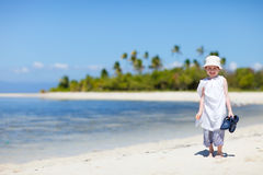 Vacances tropicales Photos libres de droits