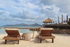 Vacances tropicales Photographie stock