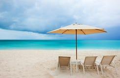 Vacances tropicales Photographie stock libre de droits