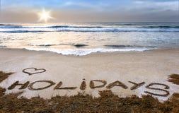 vacances, vacances photographie stock libre de droits