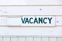 vacancy photo stock