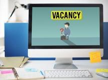 Vacancy Career Recruitment Available Job Work Concept. Vacancy Career Recruitment Job Work stock photos
