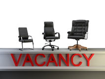 Vacancy group Royalty Free Stock Images