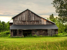 Vacant barn Stock Photography