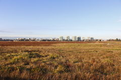 Vacant City Land stock images