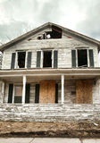 Vacant house Stock Images