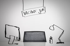 Free Vacant Job Stock Images - 46377014