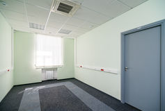 Vacant office room Stock Photo