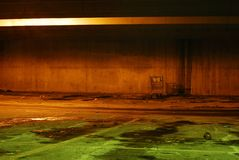Vacant parking garage 3 Royalty Free Stock Image