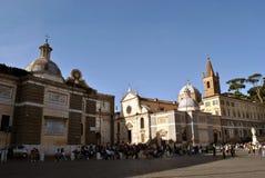 Vacantions d'été à Rome Photo stock