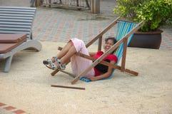 Vacanza! Fotografia Stock Libera da Diritti