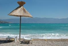 Vacanza in Baska fotografia stock