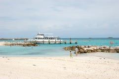 Vacanza caraibica fotografia stock libera da diritti