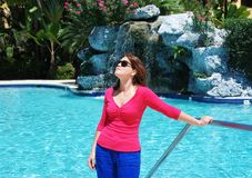 Vacanza caraibica Fotografia Stock