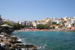 Vacanza del Crete. Immagine Stock Libera da Diritti