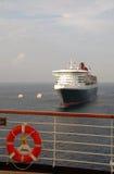 Vacanza della nave da crociera Immagine Stock