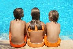 Vacanza di estate Fotografia Stock