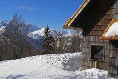 Vacanza di inverno Immagini Stock