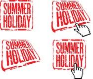 Vacanza estiva Fotografie Stock