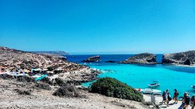 Vacanza a Malta Immagini Stock Libere da Diritti