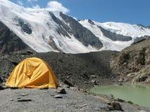 Vacanza in montagne Fotografia Stock Libera da Diritti