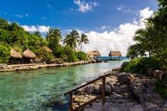 Vacanza nel Messico Immagini Stock