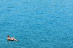 Vacanza rilassata Immagine Stock