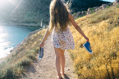 Vacanza solare di estate fotografia stock libera da diritti