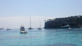 Vacanza sul mediterreansea fotografia stock libera da diritti