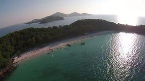 Vacanza sulla spiaggia archivi video
