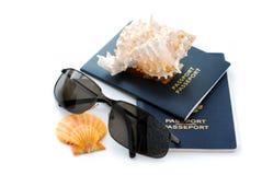 Vacanza tropicale Fotografia Stock Libera da Diritti
