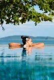 Vacanze estive di rilassamento in Tailandia Immagini Stock