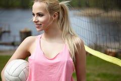 Vacanze estive, sport e concetto della gente Immagine Stock Libera da Diritti