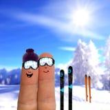 Vacanze invernali Fotografia Stock Libera da Diritti
