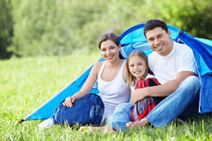 On vacation Royalty Free Stock Photo