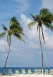 Vacation. The most common vision of vacation (Grand Cayman, British Virgin Islands Stock Photography