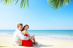 On vacation Stock Photography