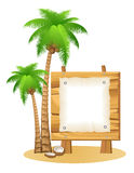 Vacation background Royalty Free Stock Image