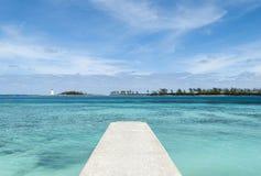 Vacation In Bahamas Stock Image
