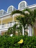 Vacation On Bahamian Island Stock Photo