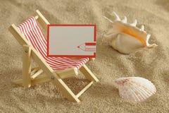 Vacation at beach Stock Photos