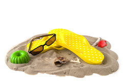 Vacation at the beach Stock Photo