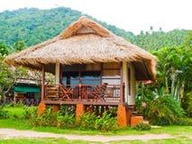 Vacation beach house Stock Photography